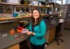 Shelly Peyton in her lab