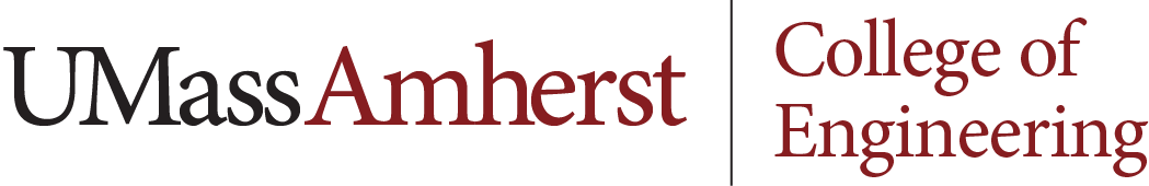 UMass Amherst College of Engineering wordmark