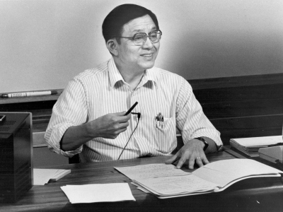 Former MEP Directory Ting-Wei Tang