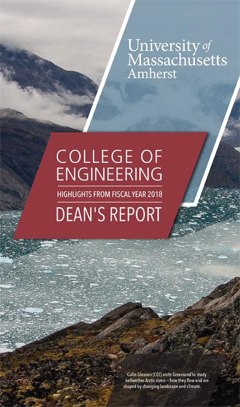 Deans Report 2018 cover image